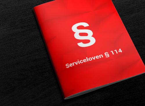 Serviceloven § 114